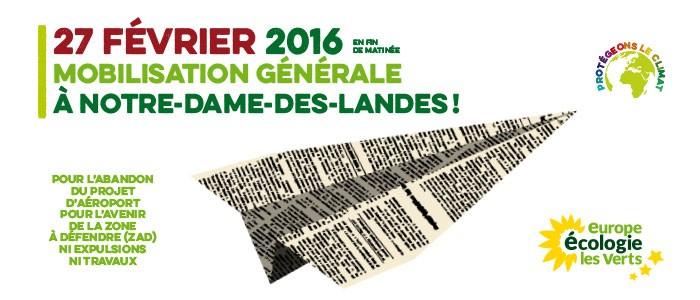 27 février 2016 : mobilisation générale à Notre-Dame-des-Landes