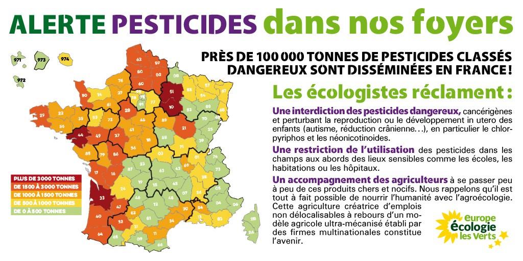 [Tract] Alerte pesticides dans nos foyers !