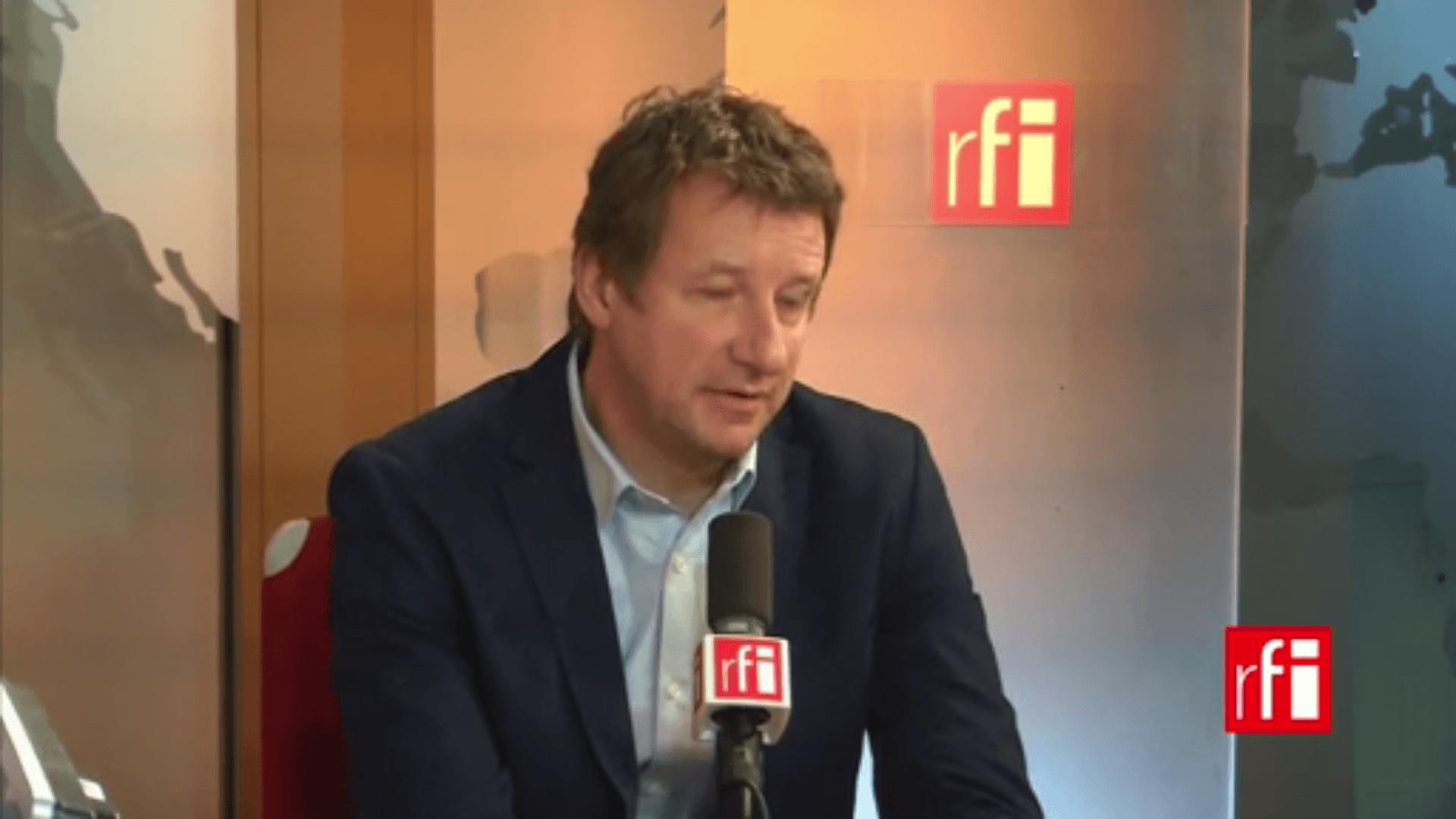 Yannick Jadot, invité de RFI, F.Rivière, 29 mars 2016
