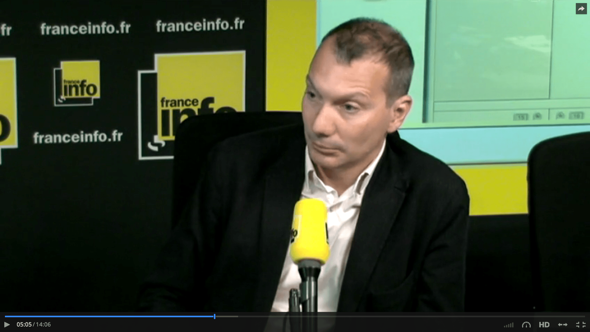 «Le gouvernement plante les graines de ces violences», David Cormand, France Info