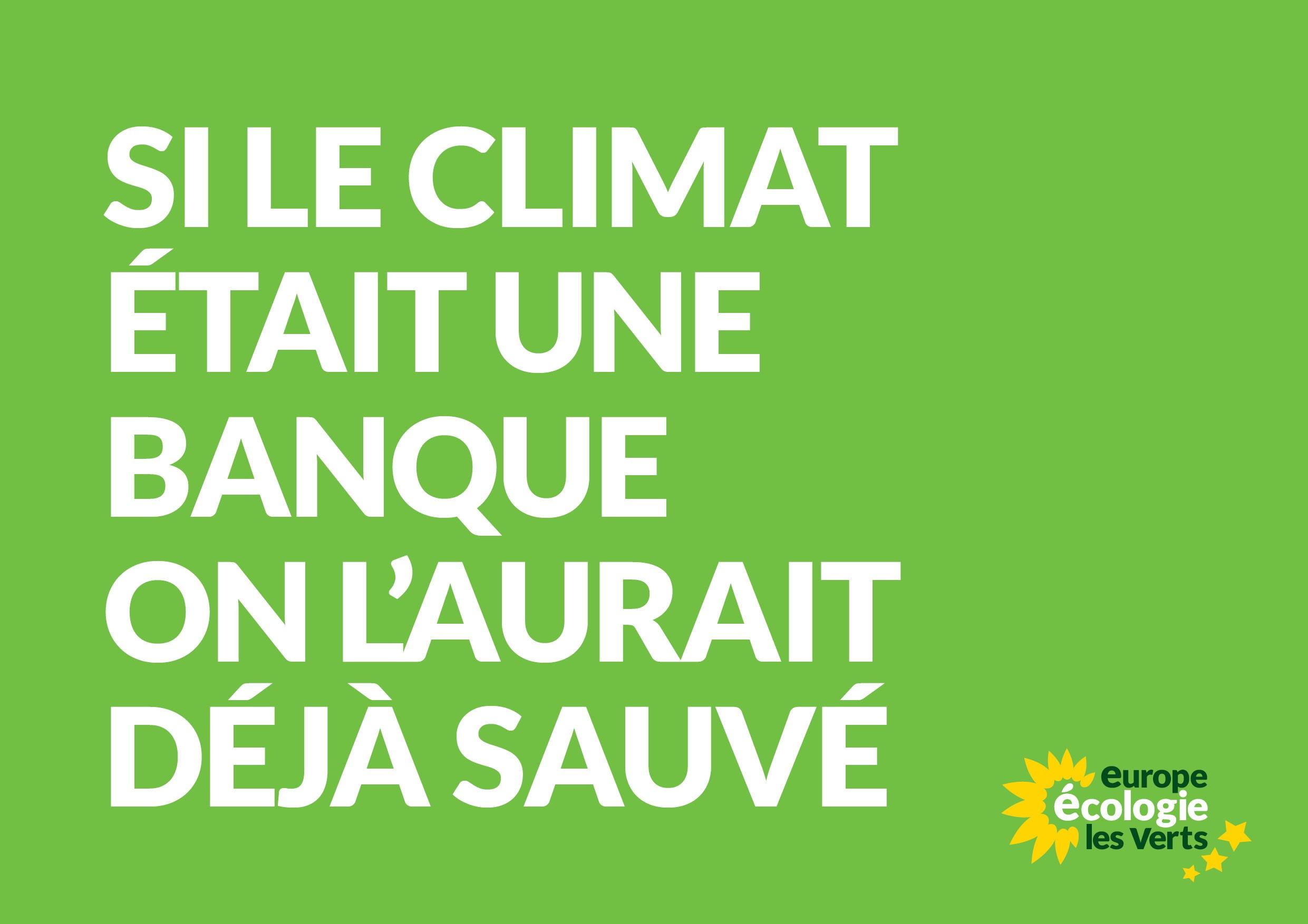 Marche pour le climat : 8 décembre 18