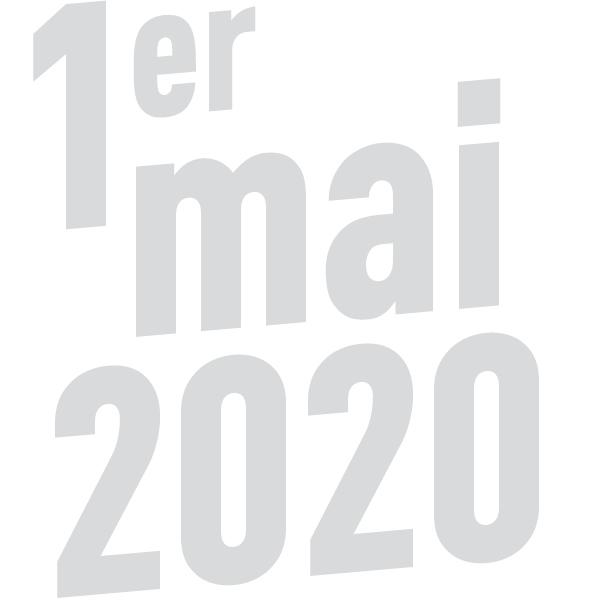 1er mai 2020