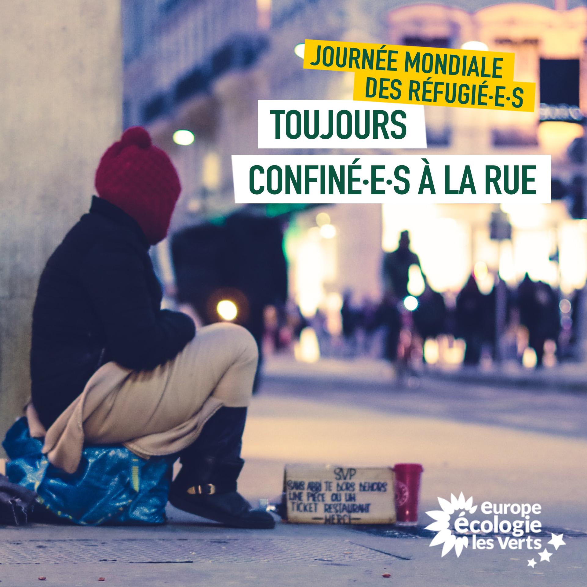 20 juin, Journée mondiale des réfugié·e·s : consolider le droit d'asile dans l'après crise sanitaire
