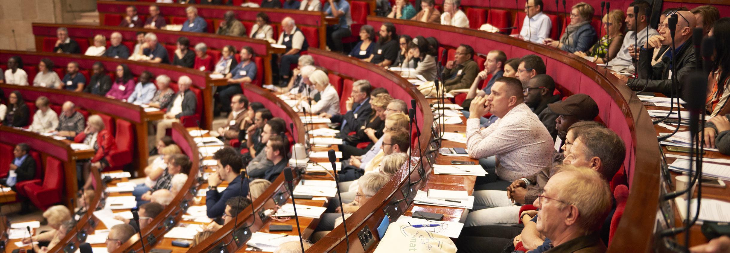 Convention Citoyenne pour le Climat : des propositions a la hauteur de l'enjeu climatique