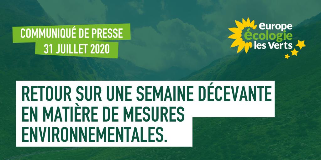 Secrétaires d'État et conseil de défense écologique : #TousEcologistes ?