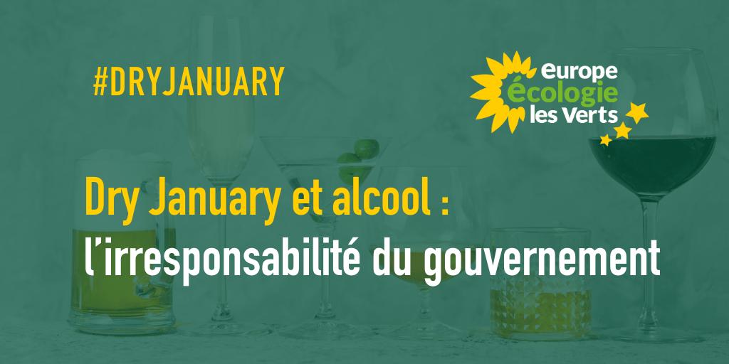 Dry January et alcool : L'irresponsabilité du gouvernement sur l'alcool et le besoin de reprendre le contrôle