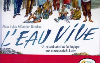 Le Prix Tournesol remis à  « L'Eau vive » d'Alain Bujak et Damien Roudeau