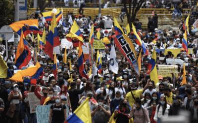 Manifestations en Colombie : EELV appelle à cesser la violence