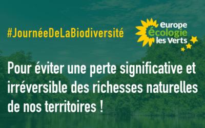 Pour éviter une perte significative et irréversible des richesses naturelles de nos territoires !