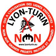 Nouvelle ligne Lyon Turin Ferroviaire : une position sans ambiguïté d'EELV pour un dossier complexe