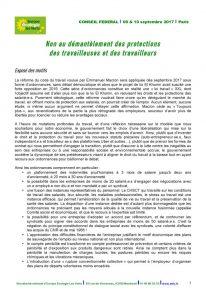 thumbnail of Motion_J_Non_demantelement_protection_travailleurs_CF_2017090910